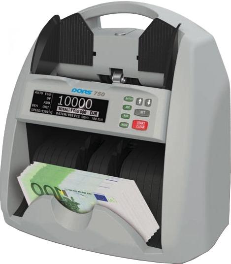 Счетчики банкнот/монет